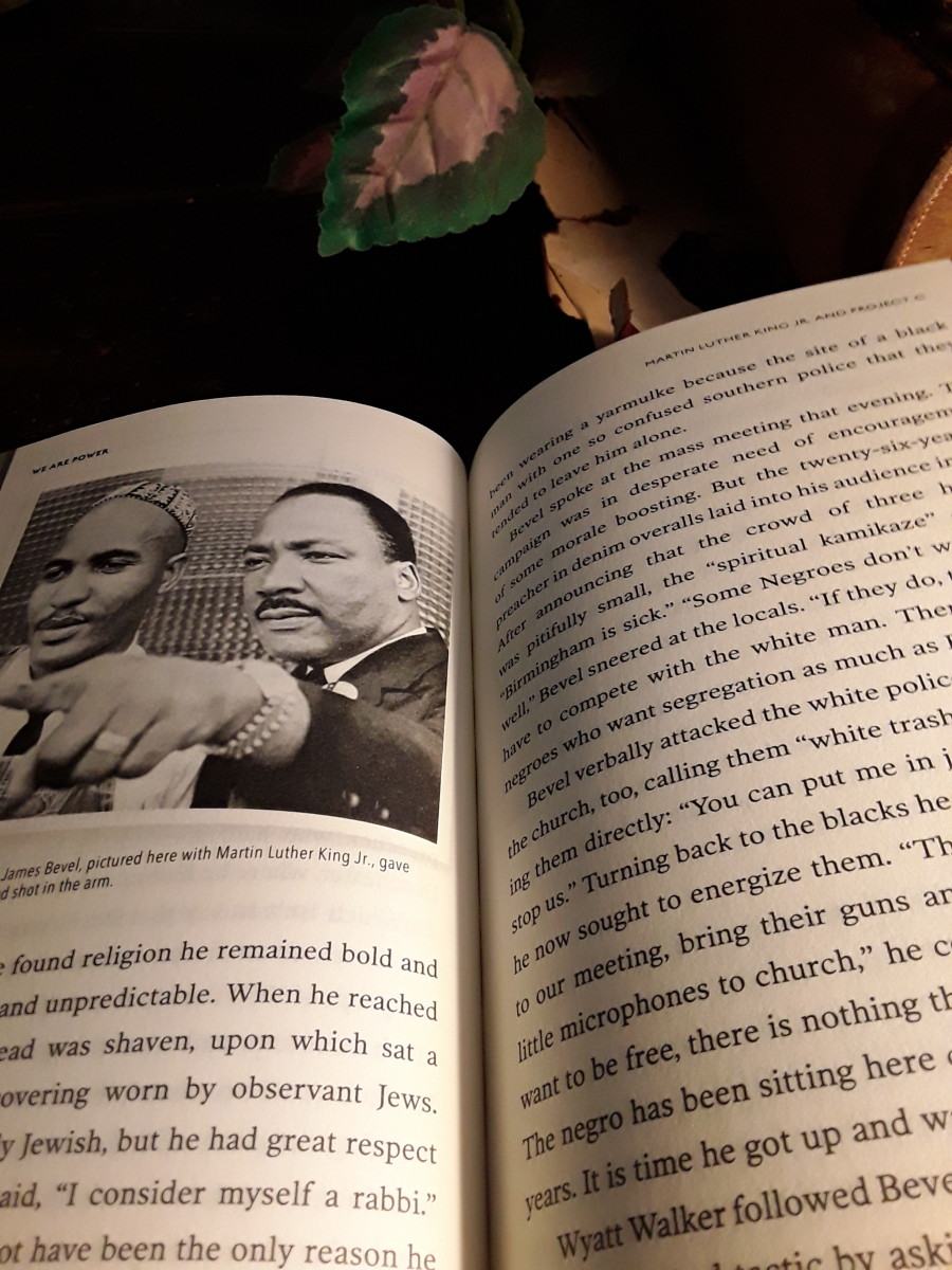 Martin Luther King, Jr. and his advocacy of nonviolence