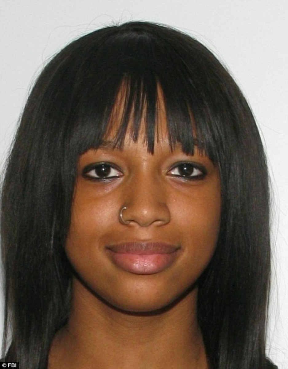 Alexis Murphy - missing since Aug. 2013