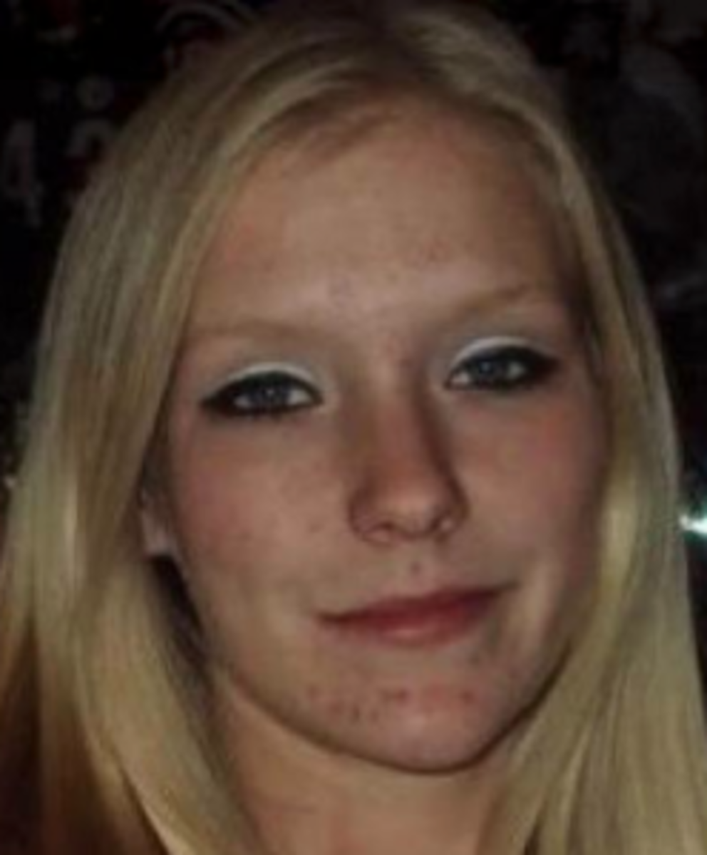 Heather Hodges - missing since April 2012