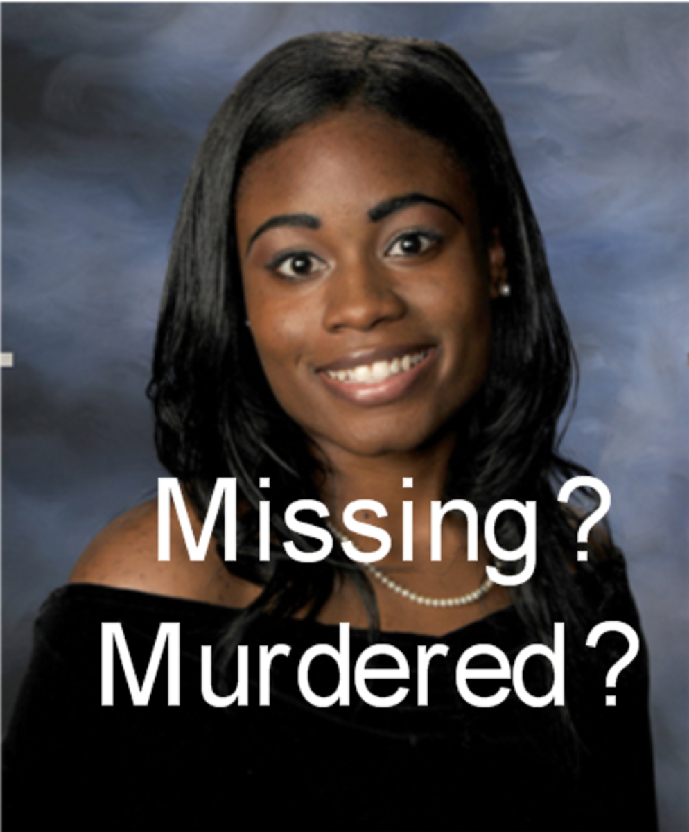 The Missing or Murdered Young Women in the Commonwealth of Virginia