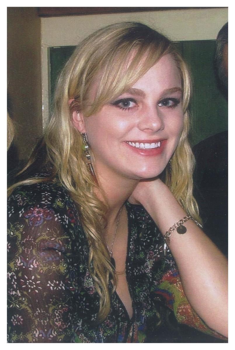 Morgan Harrington - murdered Oct. 2009