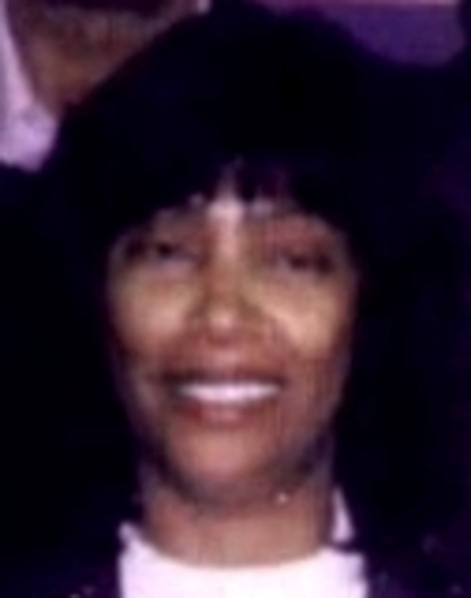 Hattie Brown - missing since May 2009