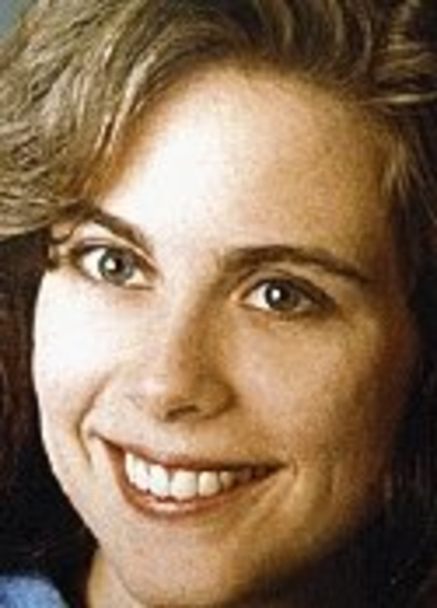 Alicia Reynolds - murdered Mar. 1996