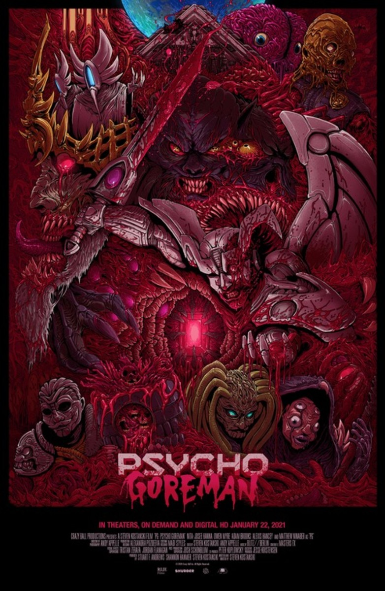 PG Psycho Goreman (2020) Movie Review