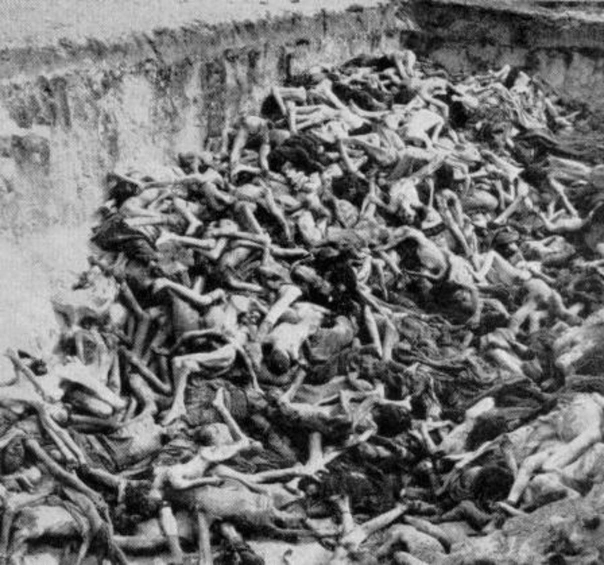 JEWISH HOLOCAUST SIX MILLION PERSON GENOCIDE STILL DENIED TODAY BY MANY MUSLIMS