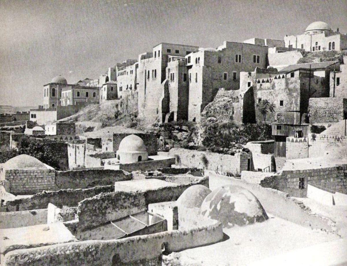 JERUSALEM 1947