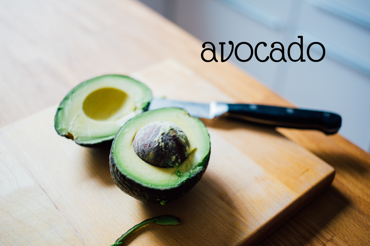 If the recipe calls for 1 cup butter, use 1 cup pureed avocado.