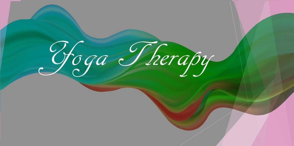Yoga therapy sequence personalized for you.