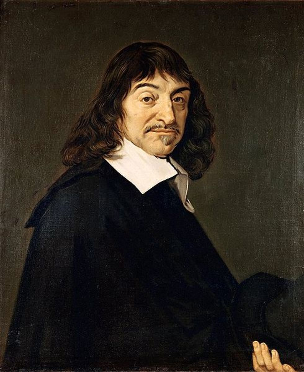 Descartes Meditations - method of doubt and rebuilding knowledge
