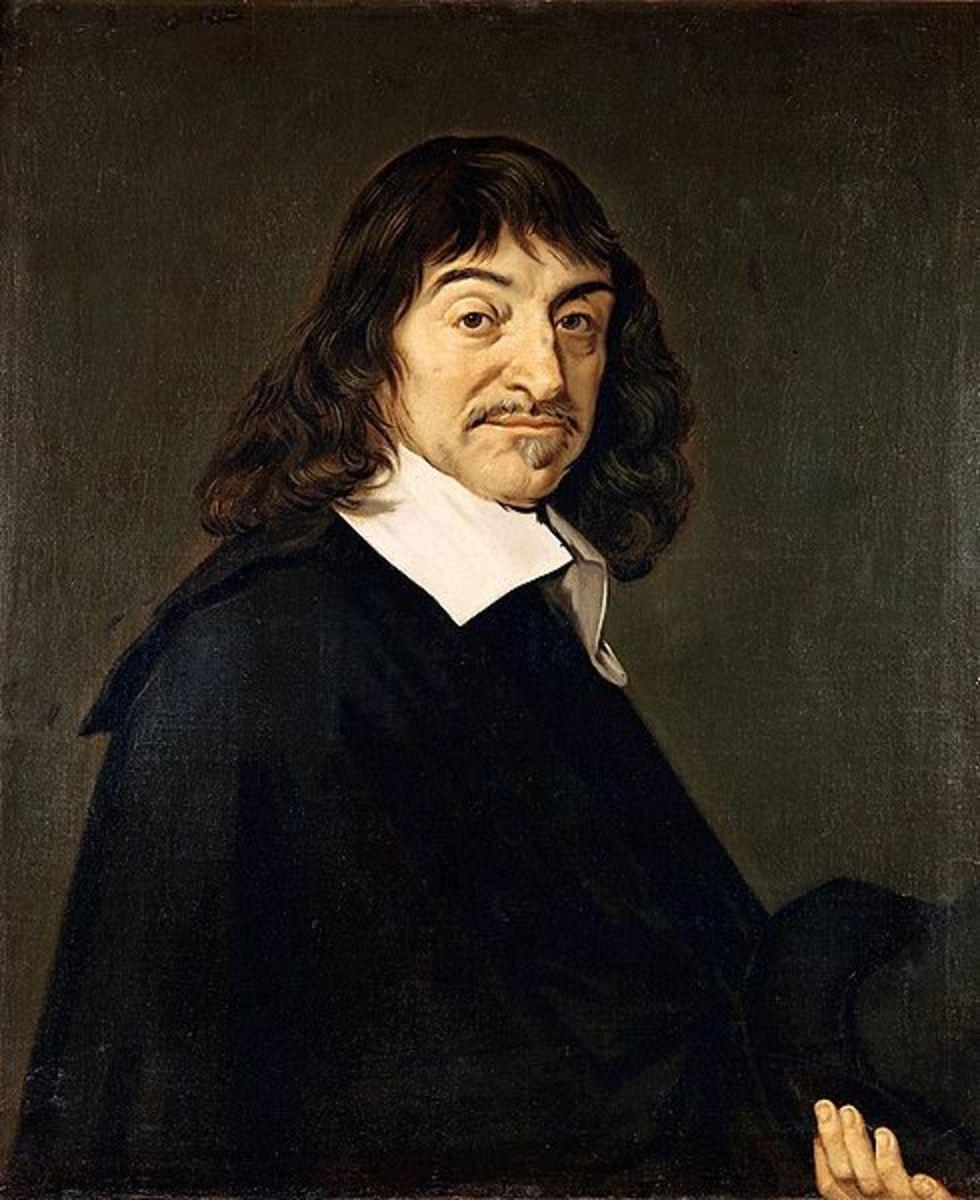 Descartes Meditations - method of doubt and rebuilding knowledge