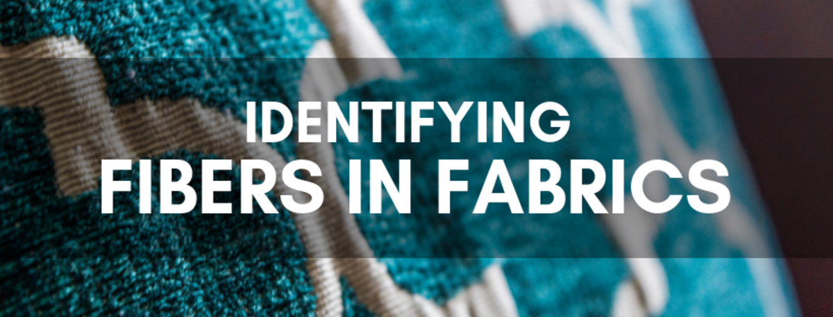 How to Identify Fibers in Fabric