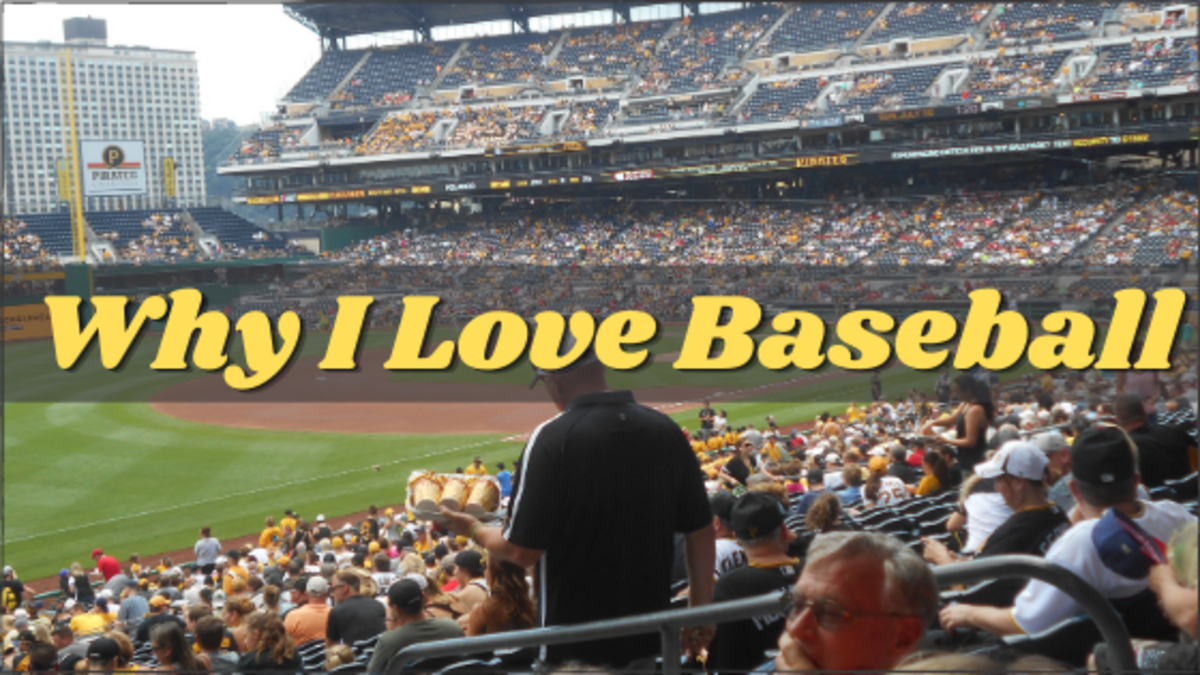 A night game at PNC Park.
