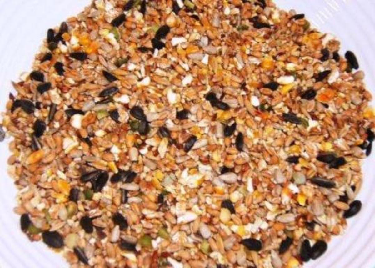 Bird Seed Mix