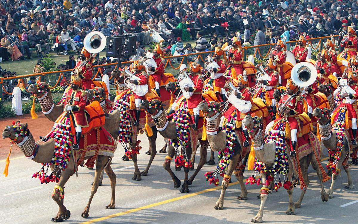 BSF-Republic Day