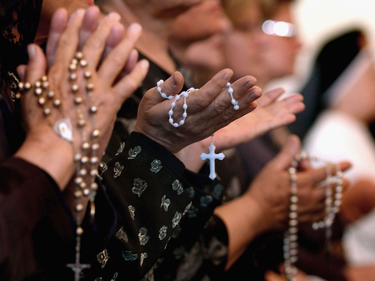 The Biblical Truth About The Holy Rosary