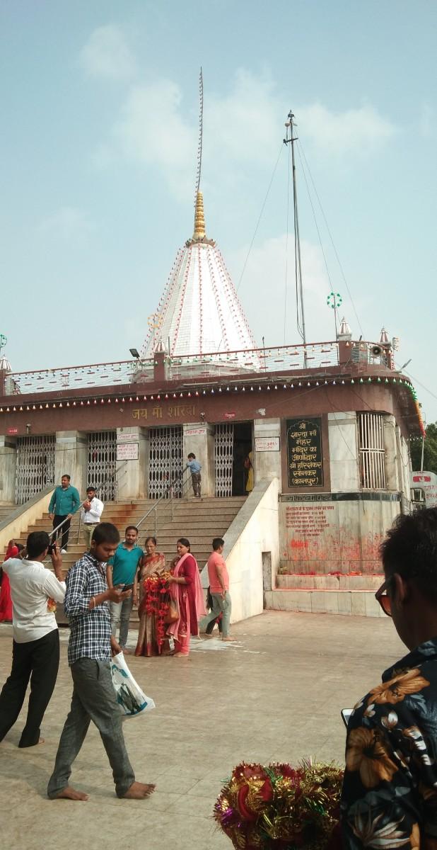 Maihar Temple of Goddess Sharda