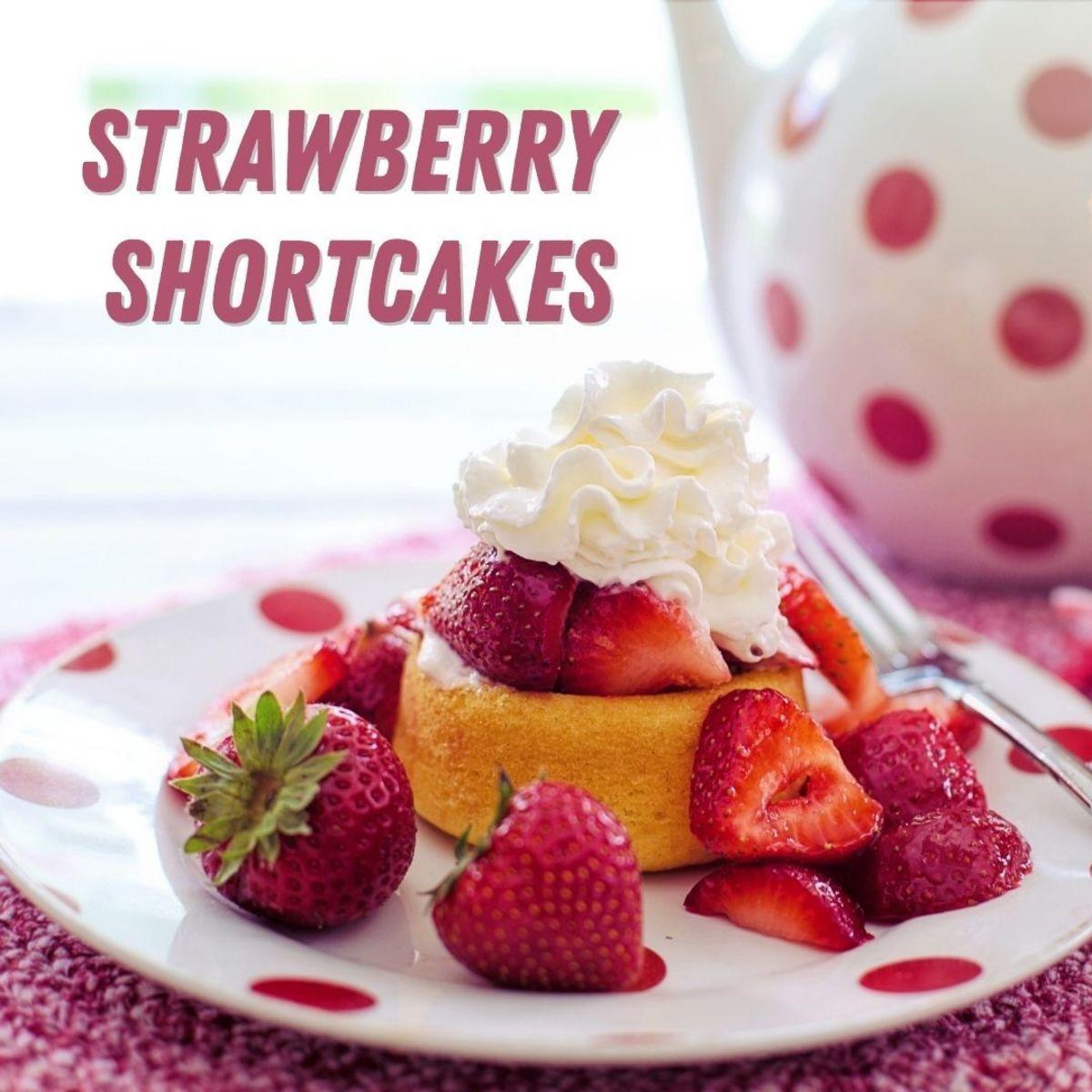 Use a cute group name like Strawberry Shortcakes!