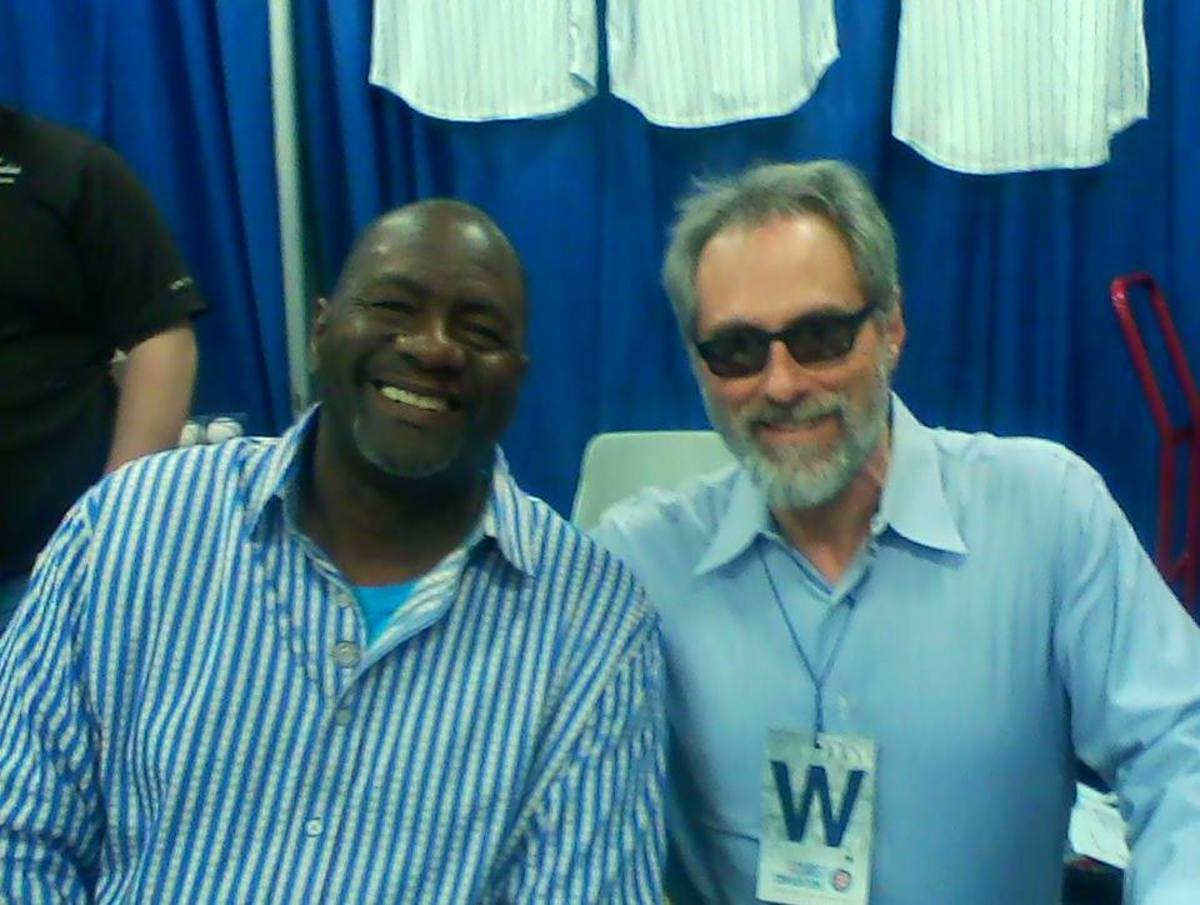 Lee Smith and I