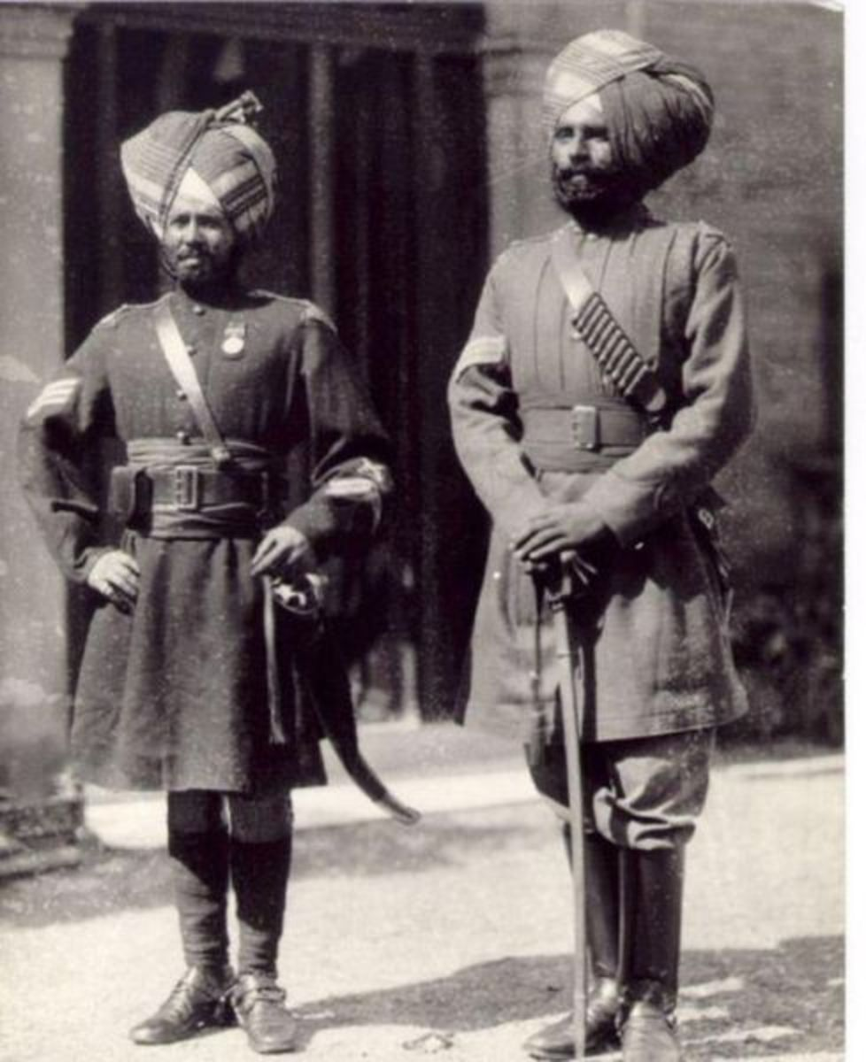 the-sikhs-the-british-indian-army-and-the-empire