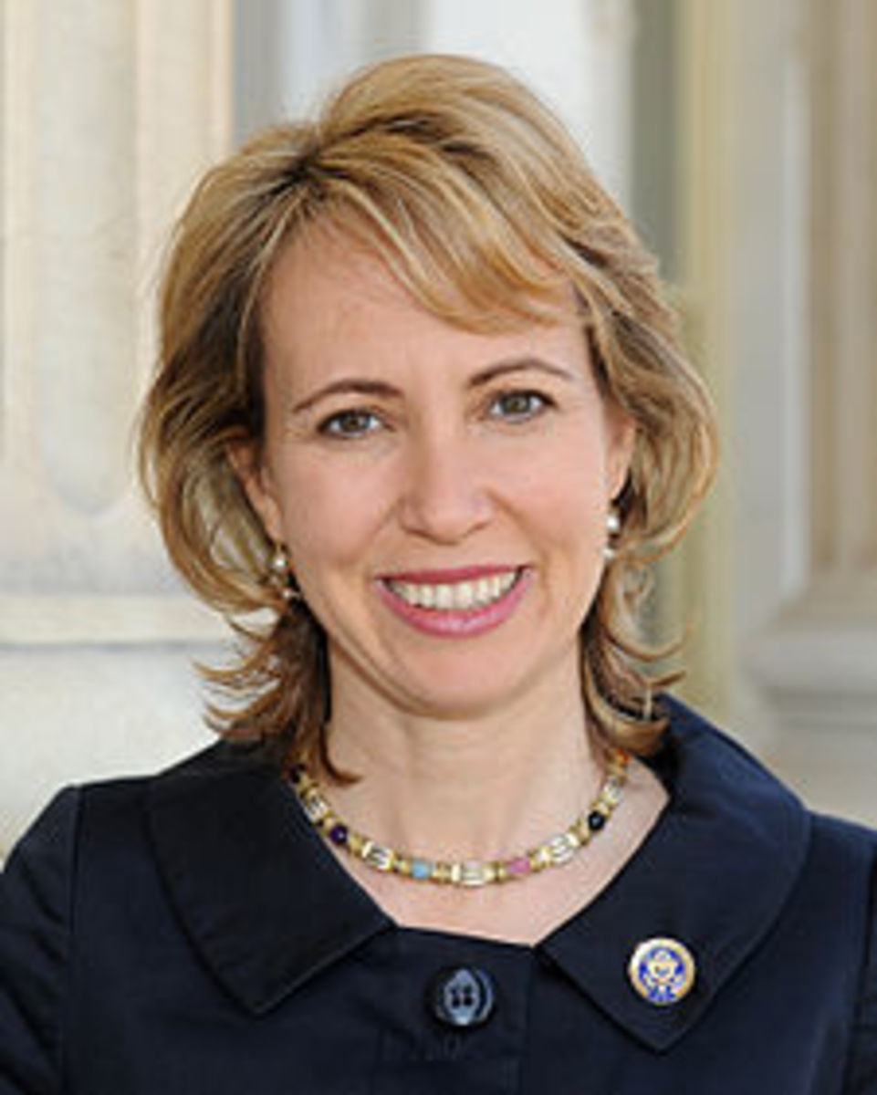 Congresswoman Gabrielle Giffords, a voice of moderation and hopefully will be again.