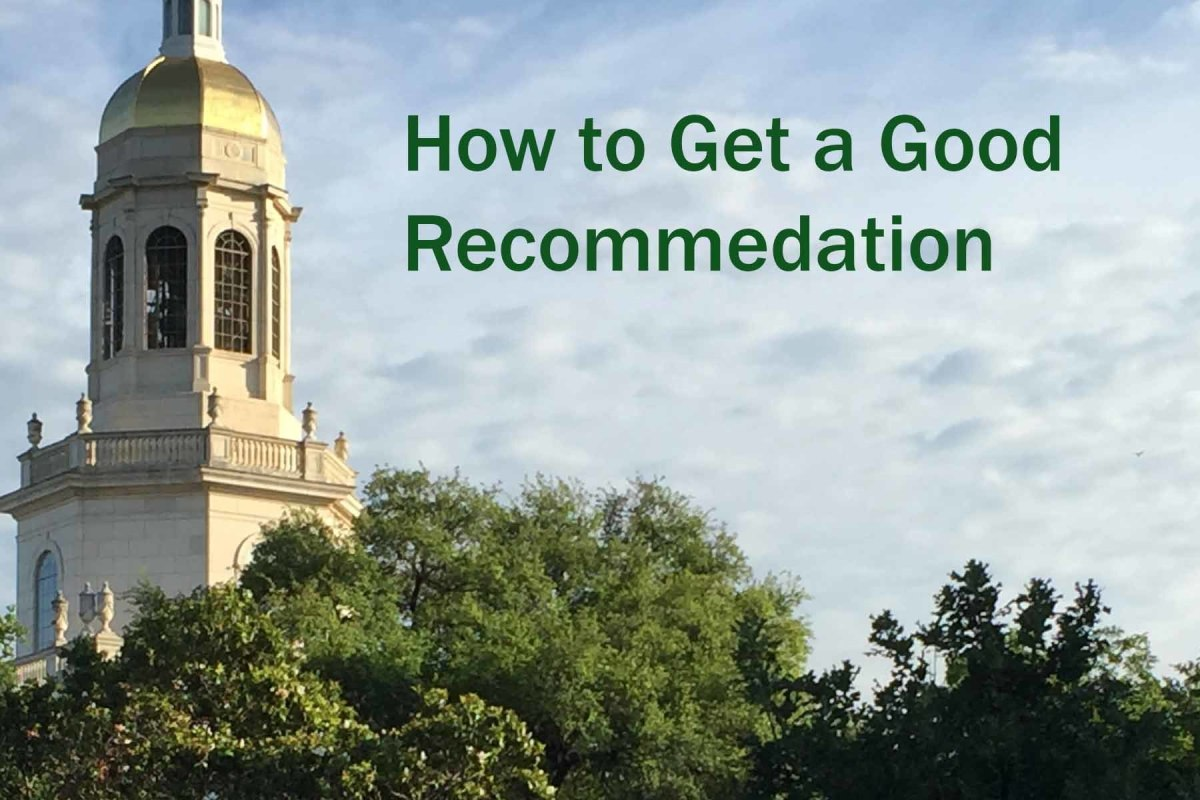 This article will provide guidance on how to get a good recommendation from your college professor.