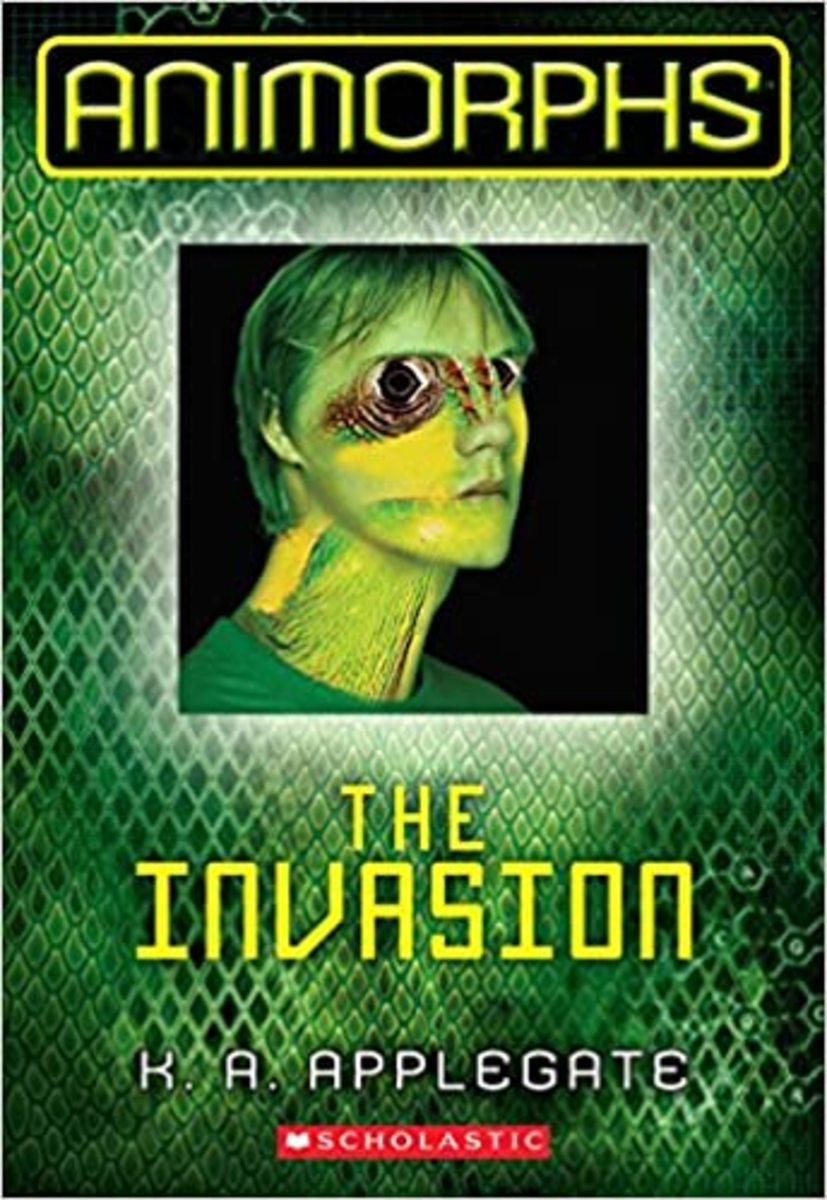 The Invasion (Animorphs 1) - K.A. Applegate