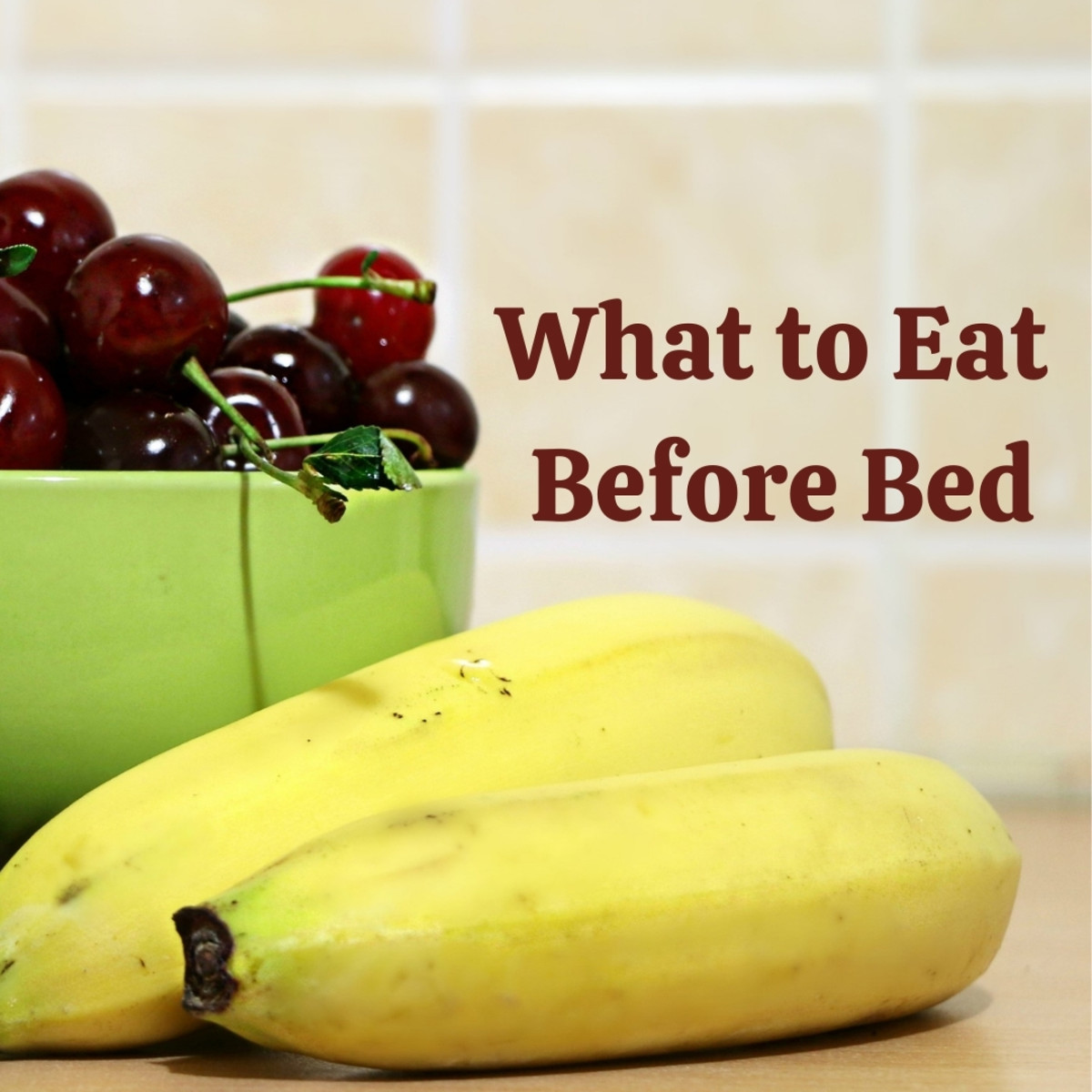Eight Foods You Can Eat Before Bed to Help You Sleep