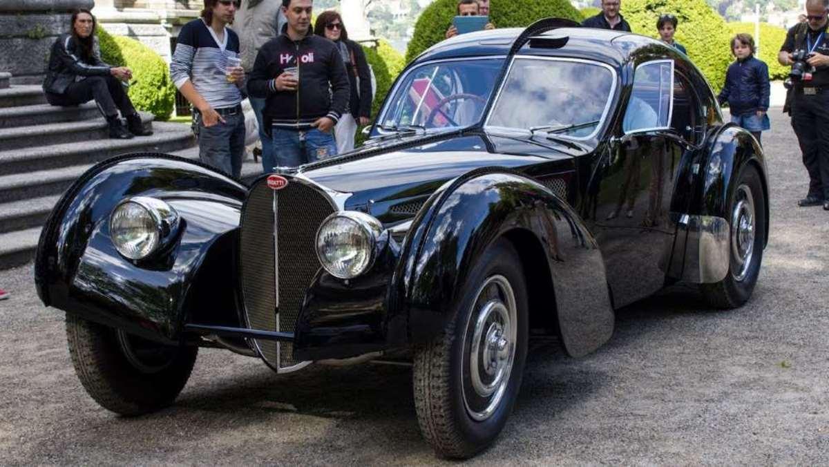 1938 Bugatti SC Coupe