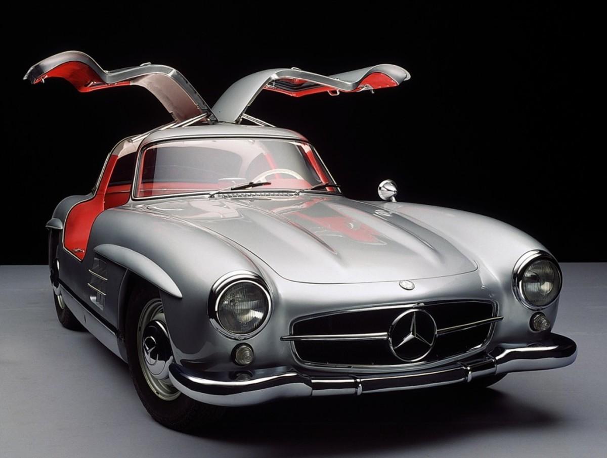 1955 Mercedes 300 SL Gullwing