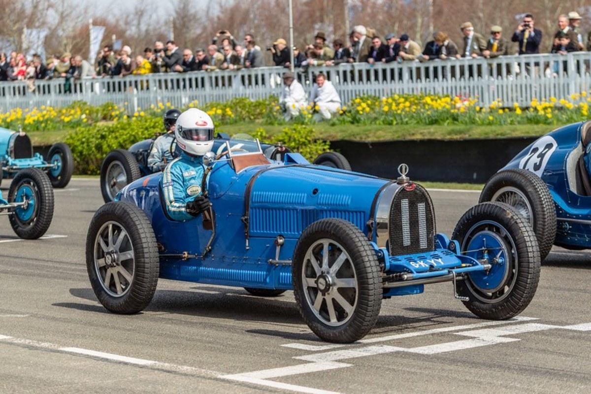 1927 Bugatti 35B