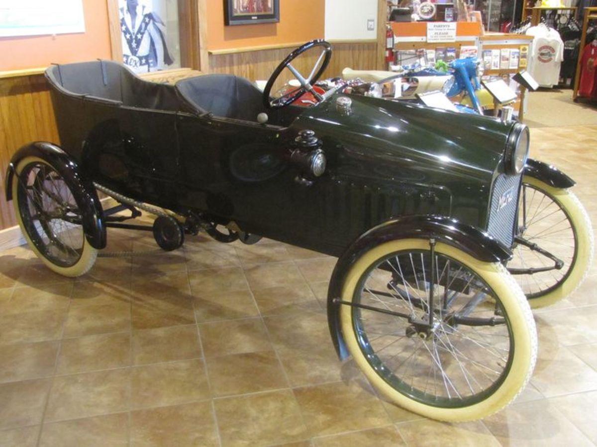 1914 Merz Cycle Car