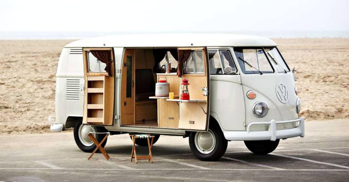 1964 VW Camper EZ