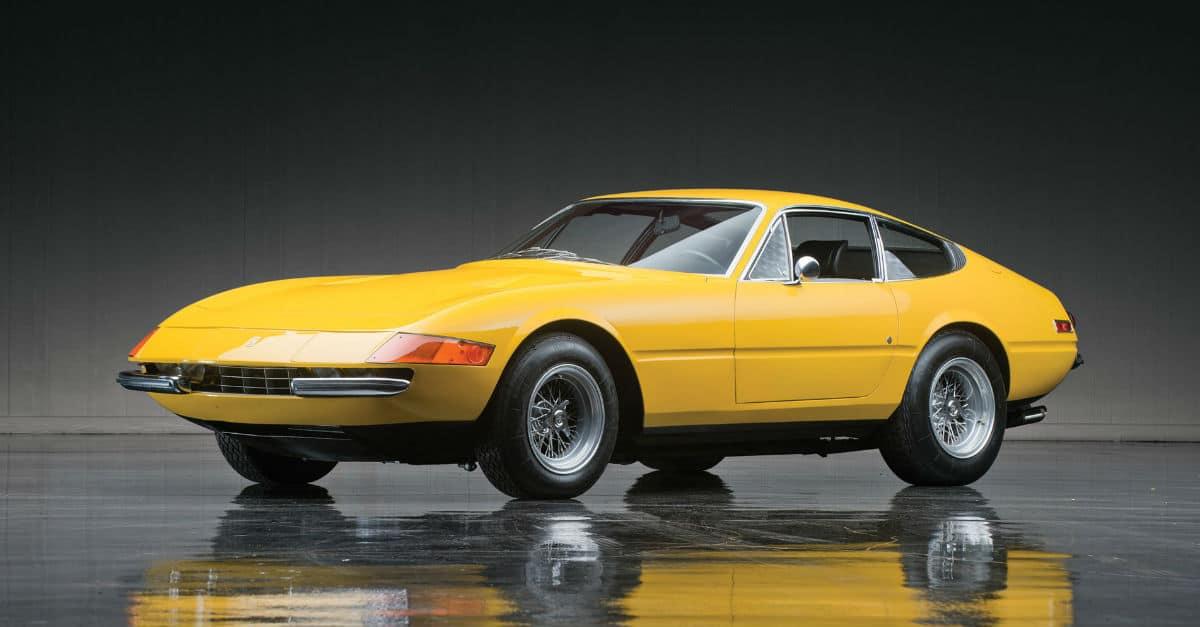 1971 Ferrari 365  GTB