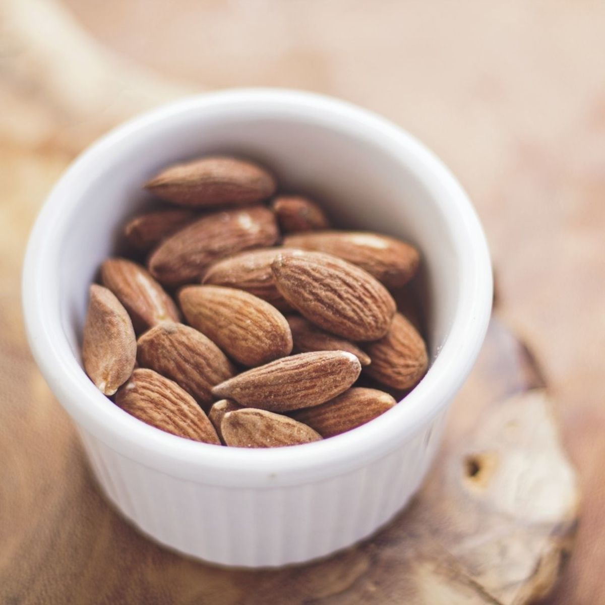 """Almonds contain """"good fats"""" and melatonin to promote healthy sleep."""