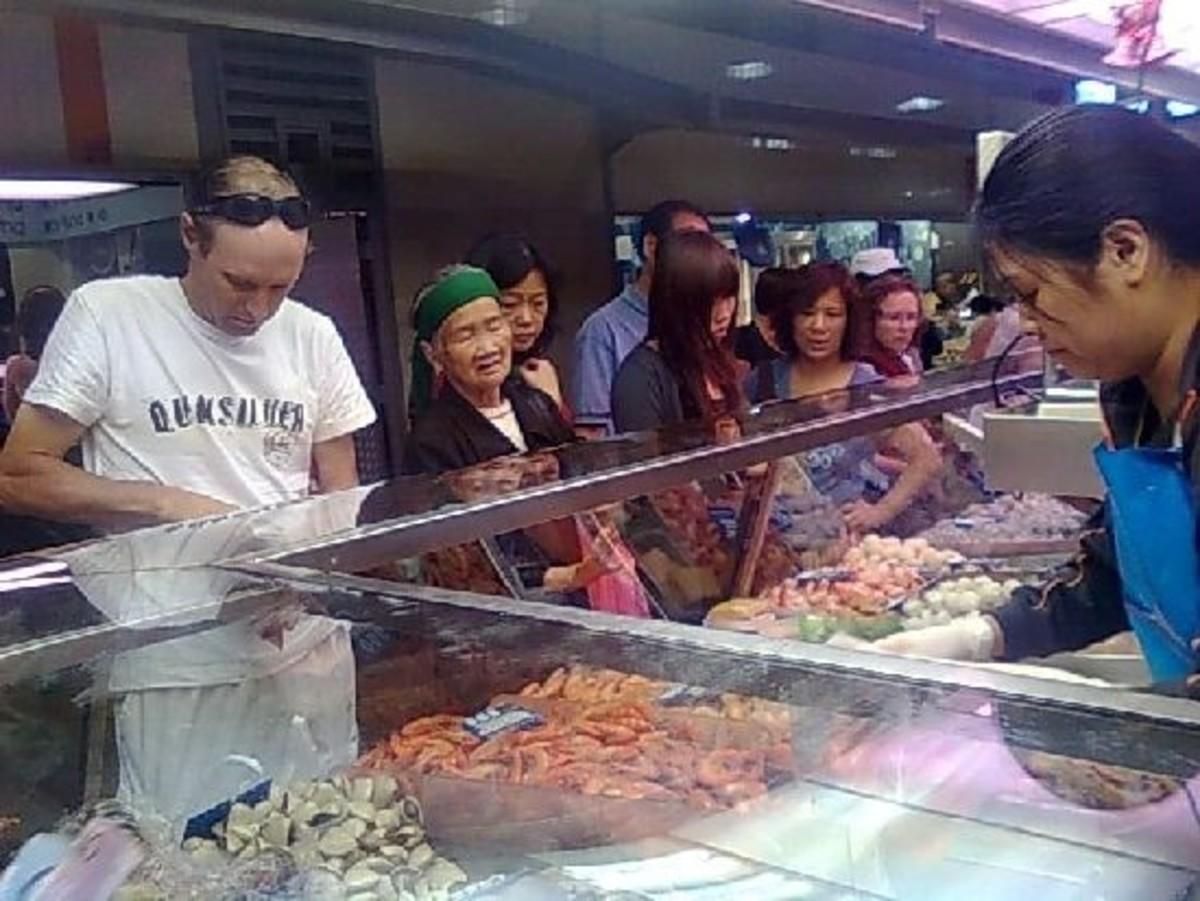 More fish merchants