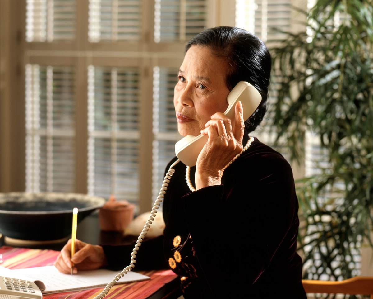 Each phone call you receive could be about a job, so you must maintain proper phone etiquette at all times.