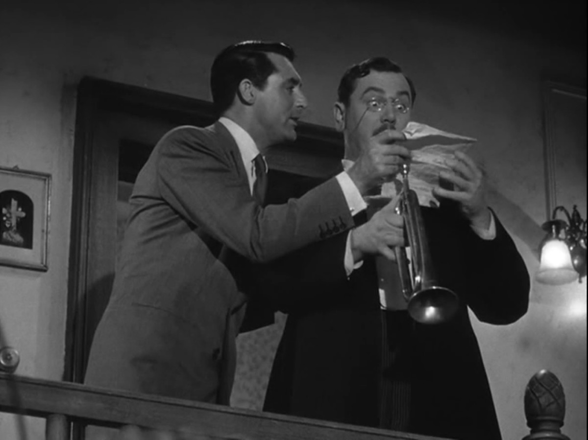 Cary Grant and John Alexander