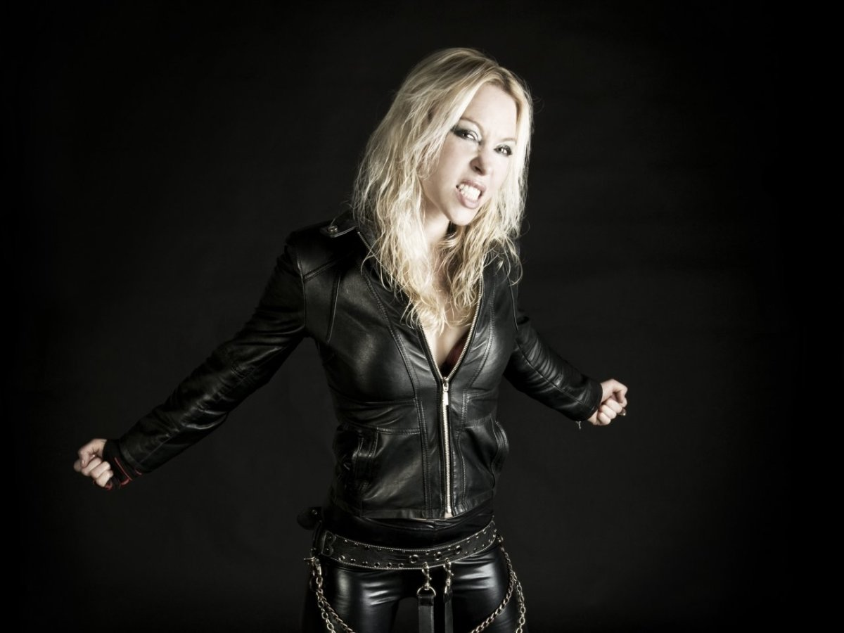Tribute to Angela Gossow-Former Vocalist of the Band Arch Enemy
