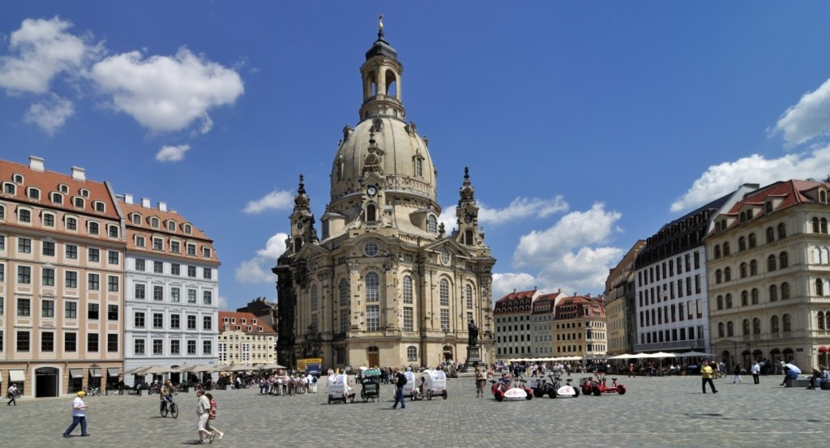 A Quick Guide To Dresden Germany