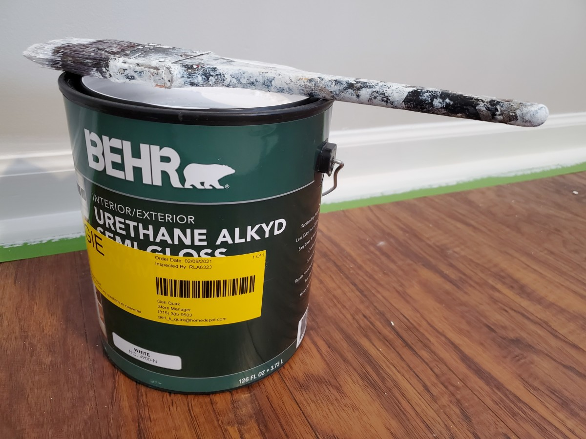 my-review-of-behr-alkyd-semi-gloss-enamel-urethane