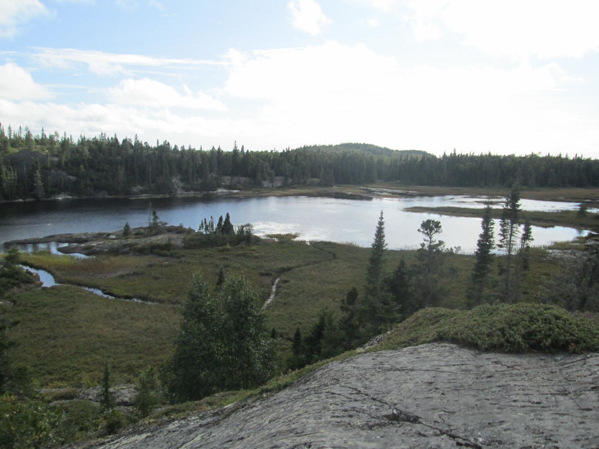 Pukaskwa National Park, Ontario, Canada