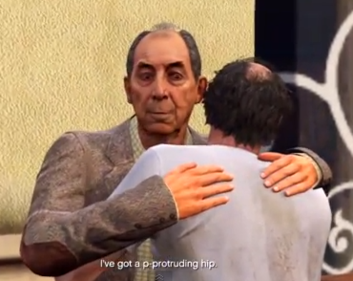 Grand Theft Auto V Walkthrough: Nigel and Mrs. Thornhill, or Vinewood Souvenirs