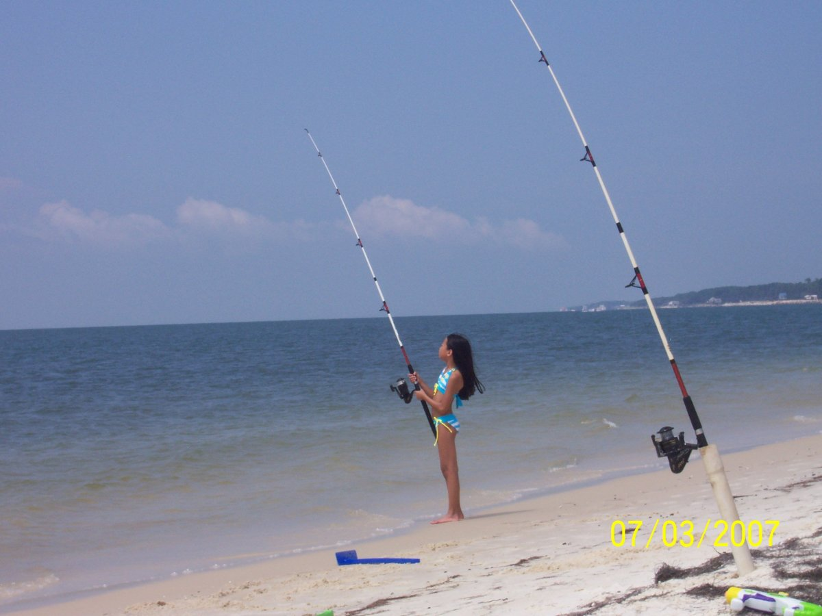 an introduction to surf fishing in the south with shark video