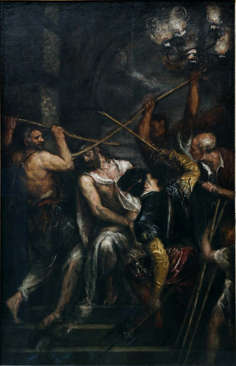 Art Appreciation: Christ Crowned with Thorns by Titian