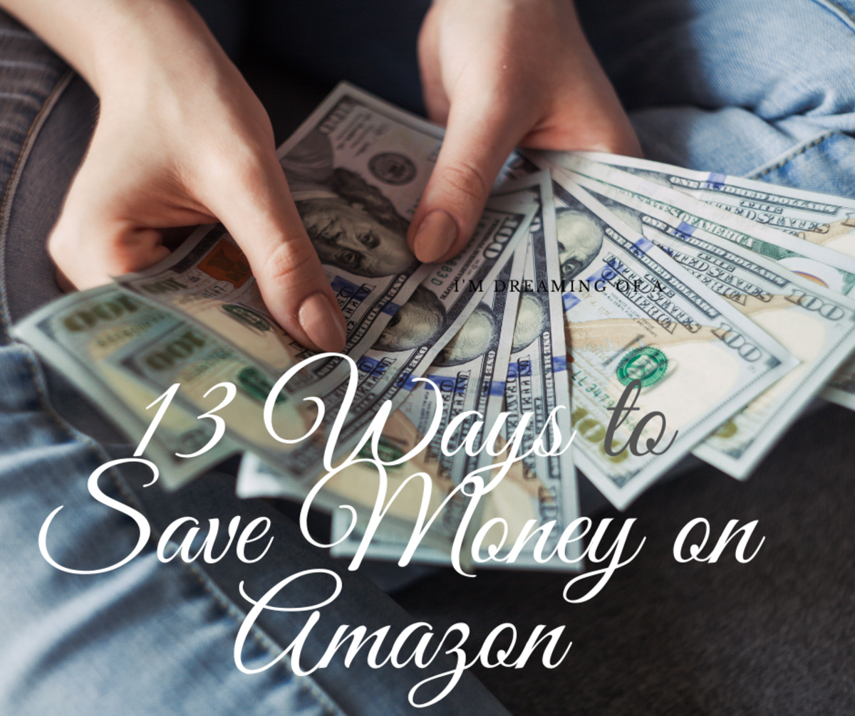 13 Ways to Save Money on Amazon