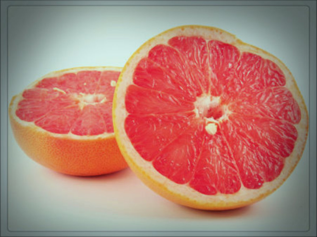 Grapefruit contains a flavonoid called Naringenin, which balances the blood sugar levels helping to prevent metabolic syndrome.