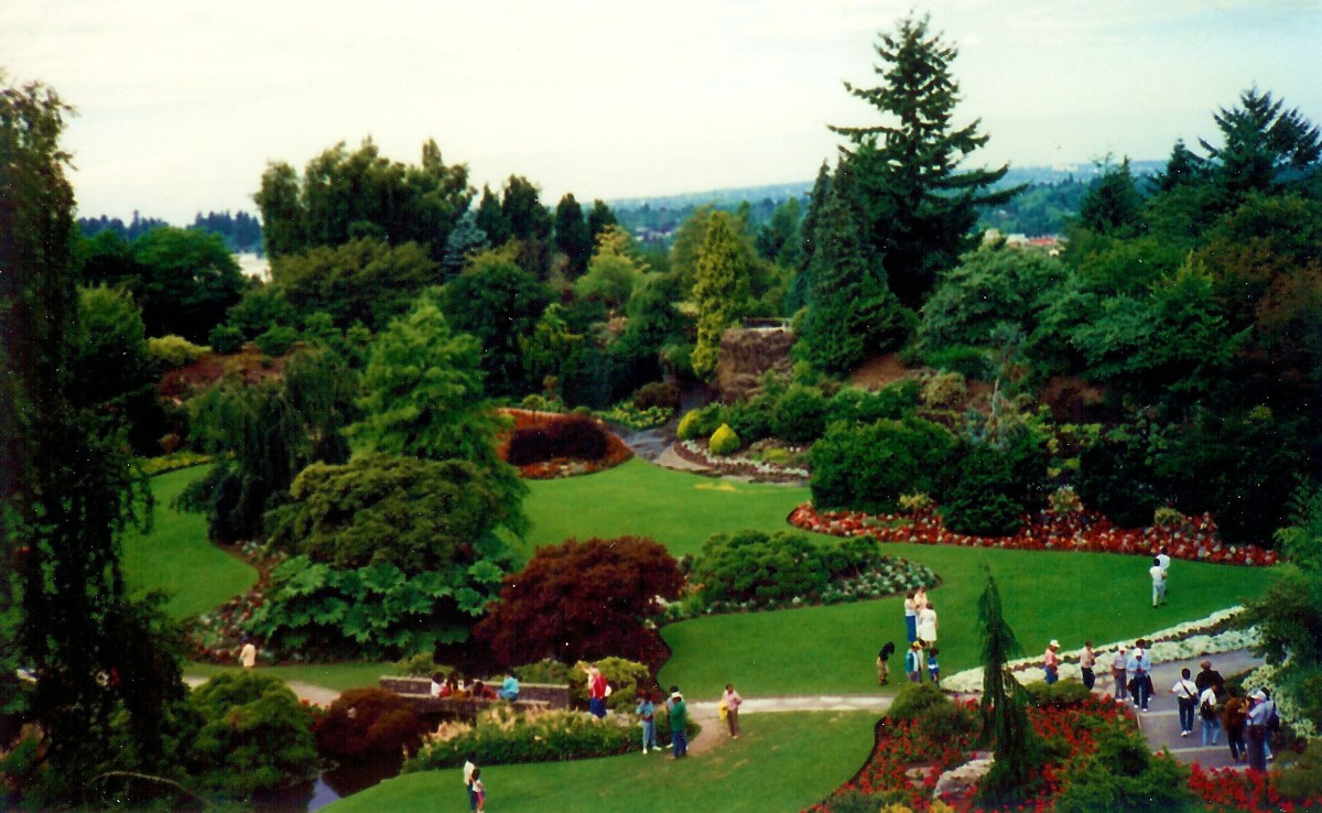 Queen Elizabeth Park photo