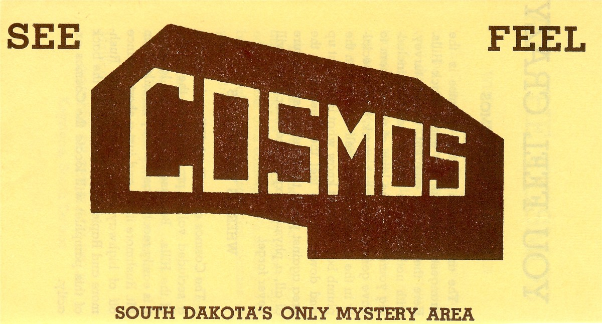 Cosmos pamphlet front