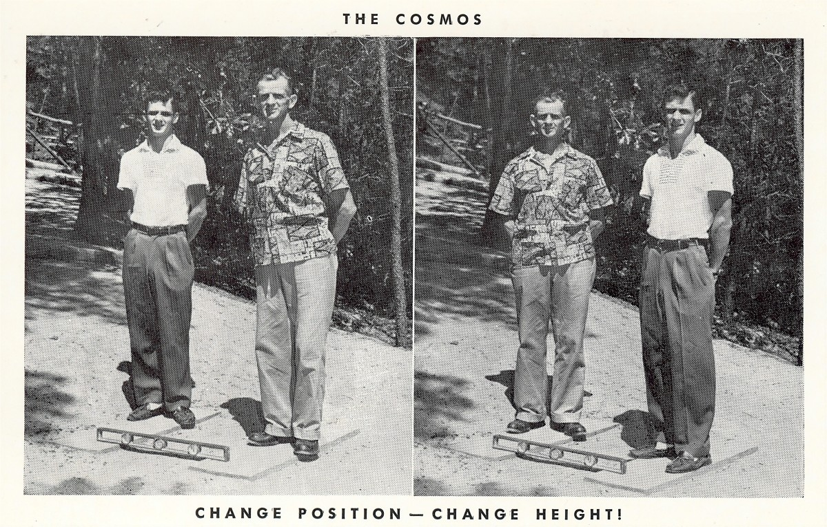 Mysterious Cosmos in South Dakota: See 1950s Postcards and Mementos, Including a Restaurant Menu