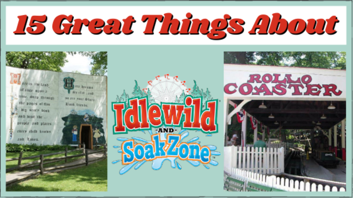 15 Great Things About Idlewild Park